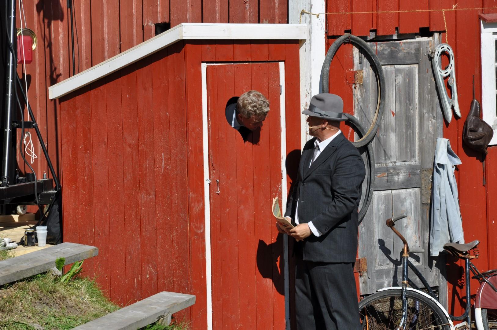 Stjørna Teaterlag - Den store gulltransporten 2010Stjørna Teaterlag - Den store gulltransporten 2010